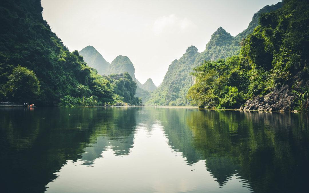 Petits paradis du nord Vietnam