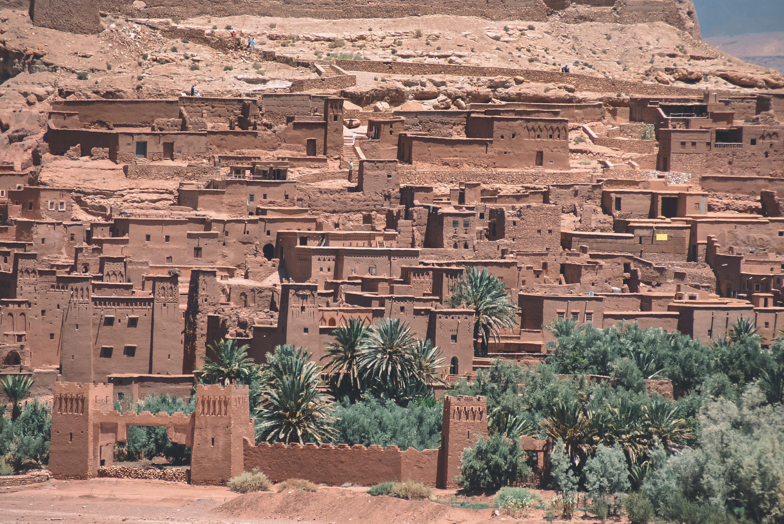 maroc ait ben haddou