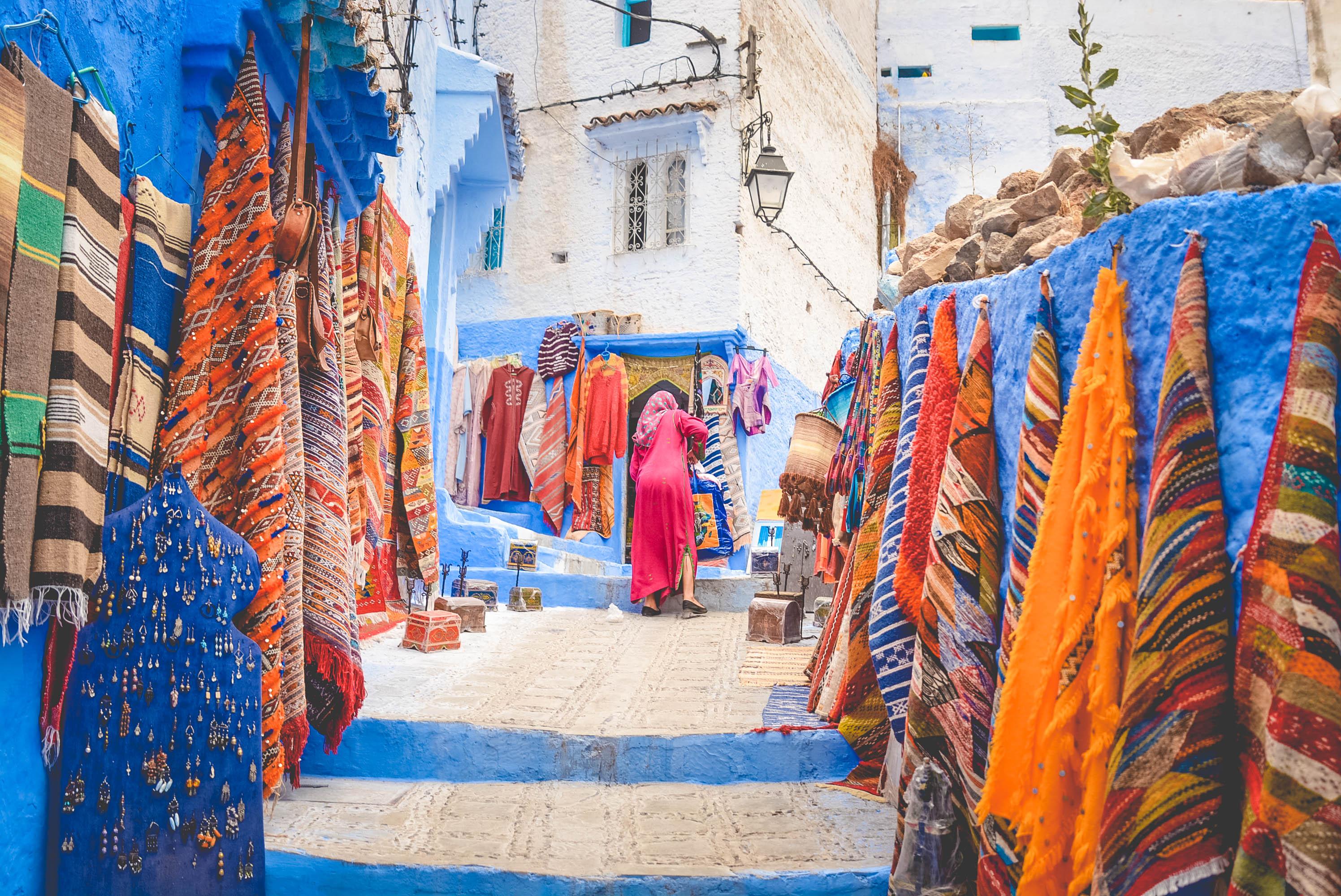 maroc chefchaouen