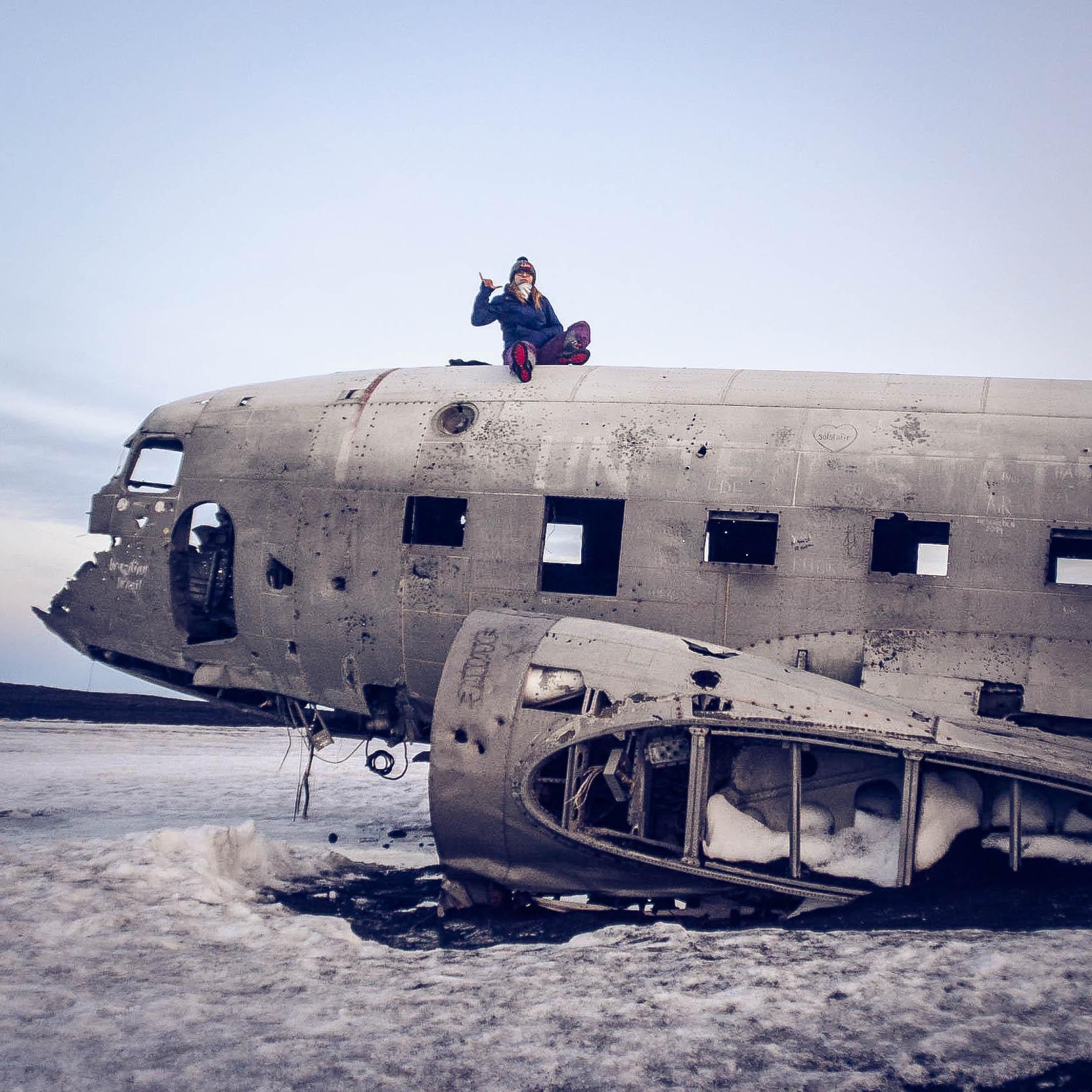 DC3 islande iceland