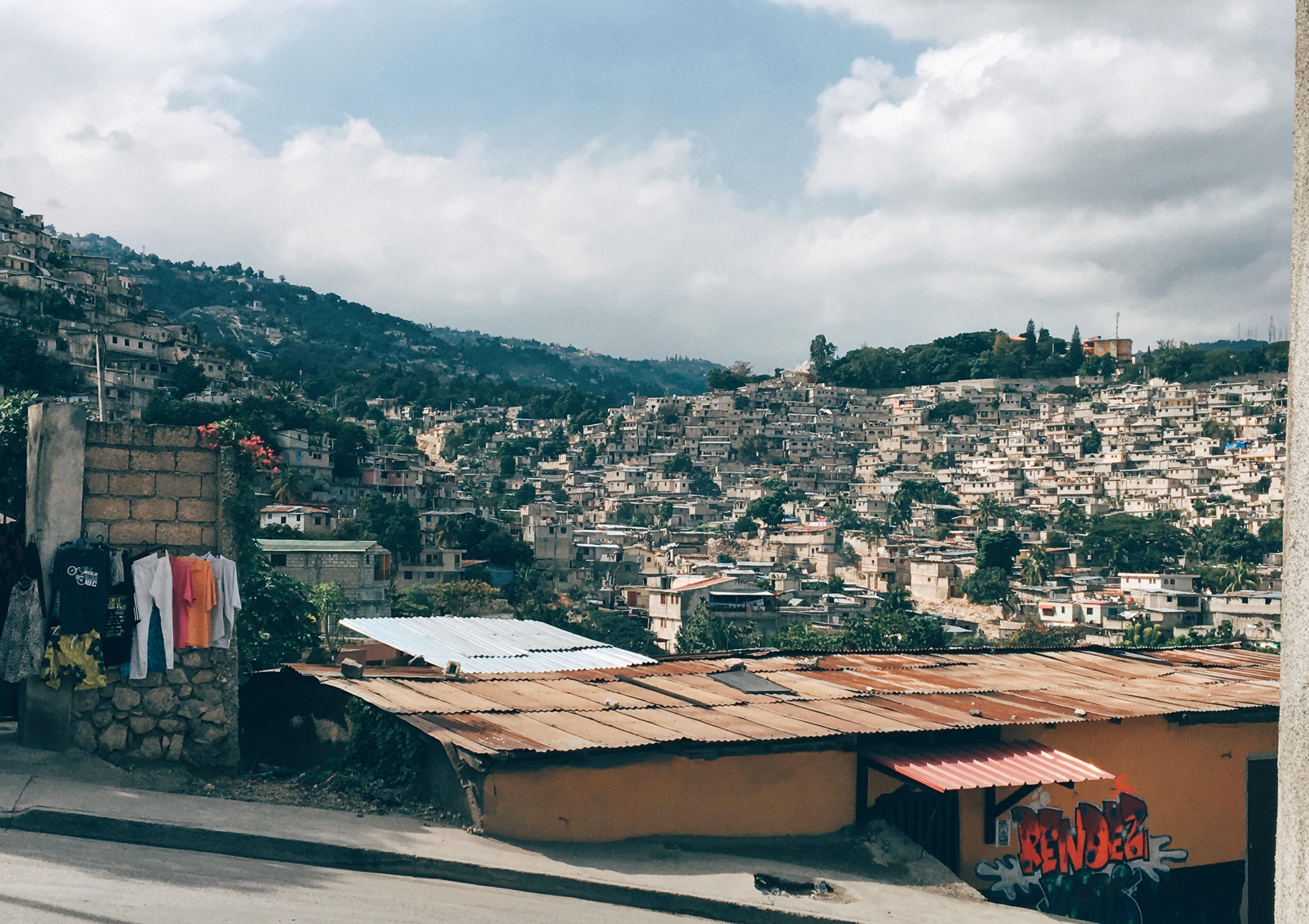 frontière république dominicaine haïti