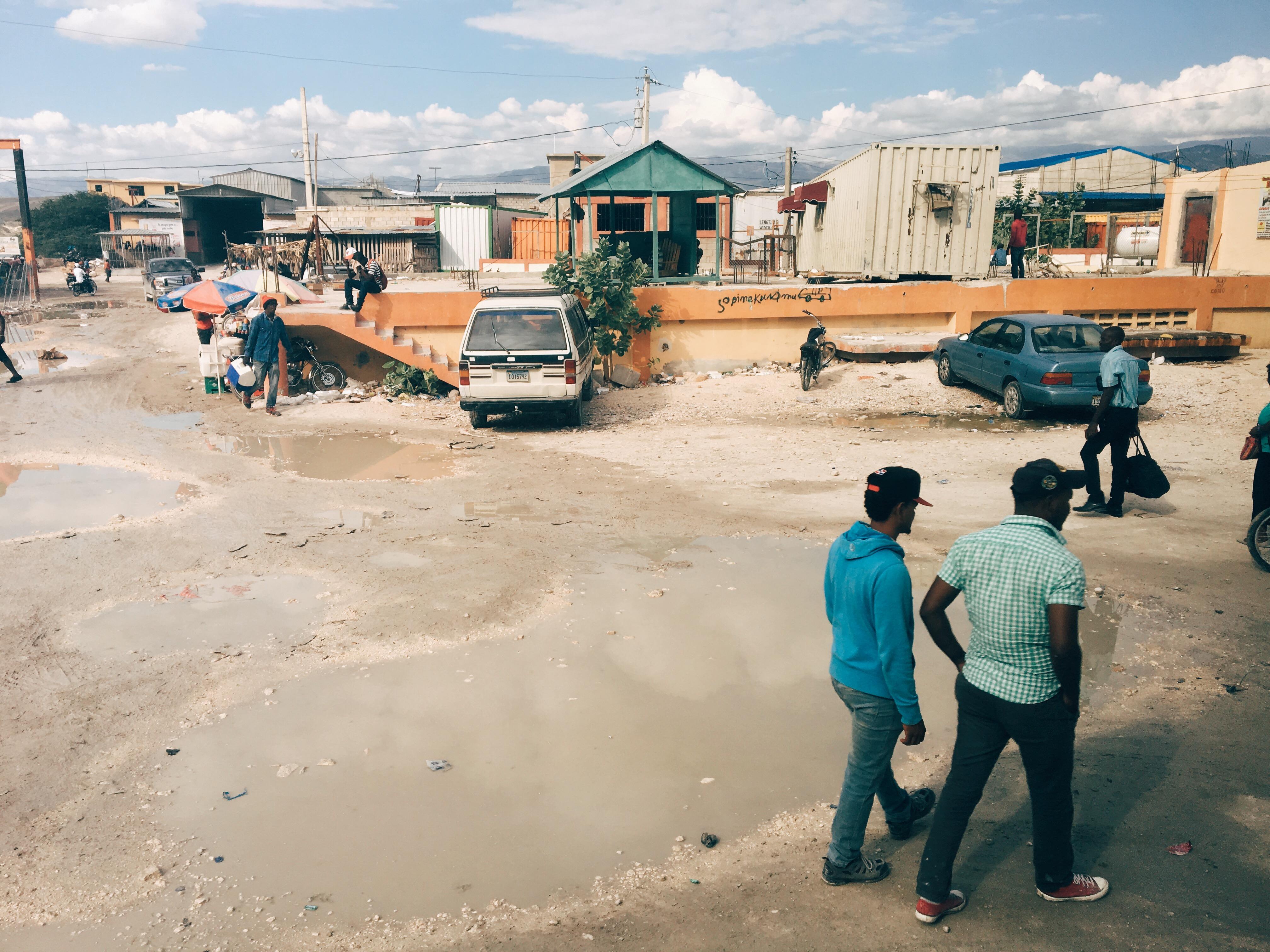 frontière terrestre république dominicaine haïti