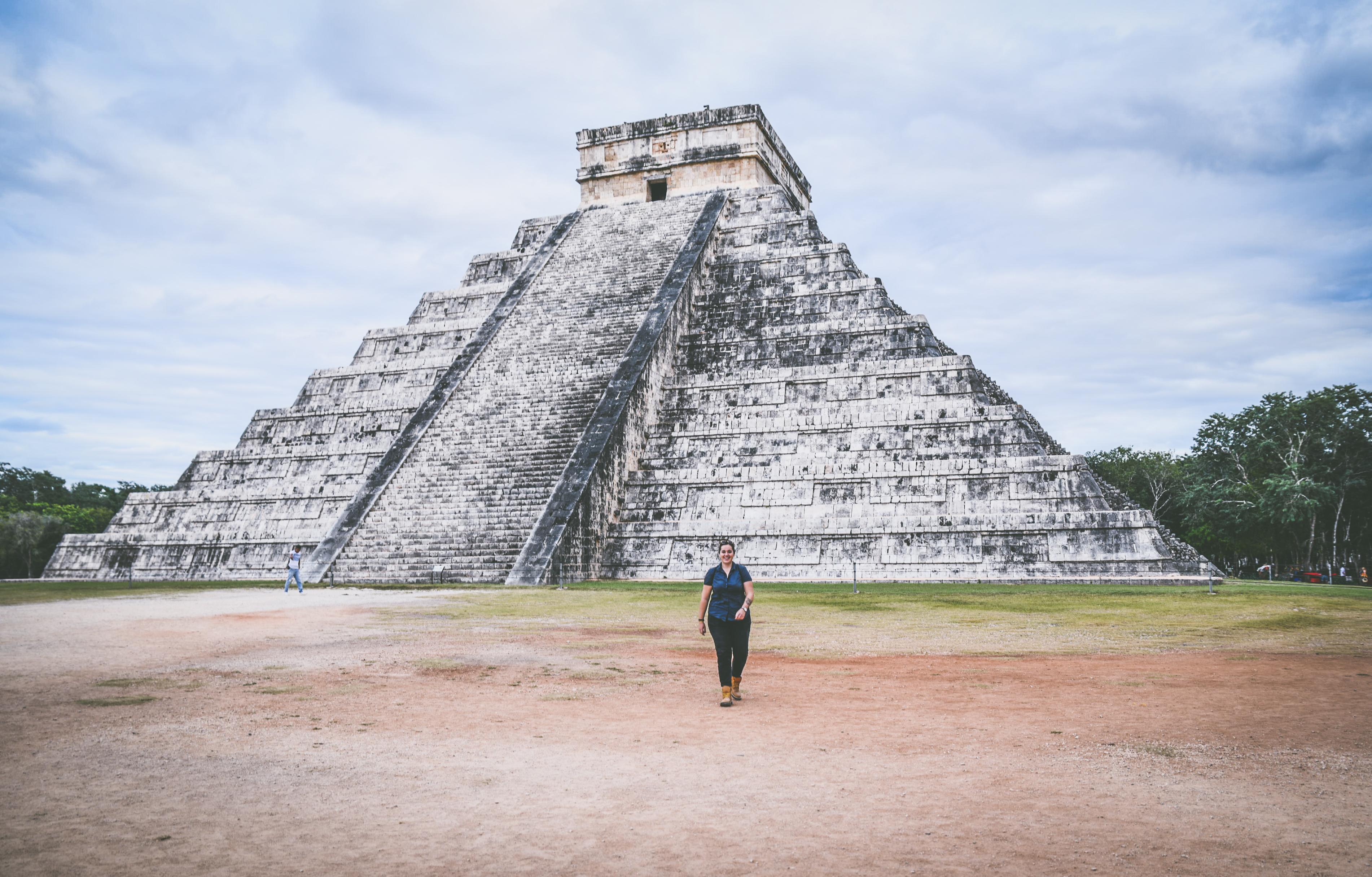 yucatan mexique chichen itza
