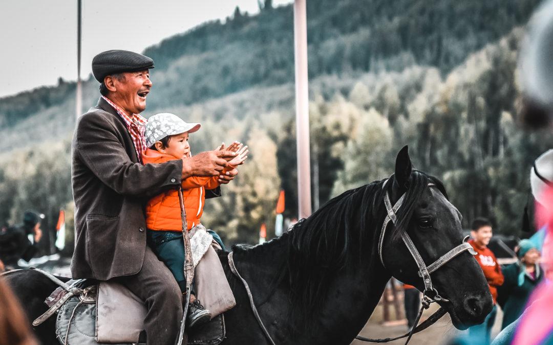 Découvrir les World Nomad Games au Kirghizistan