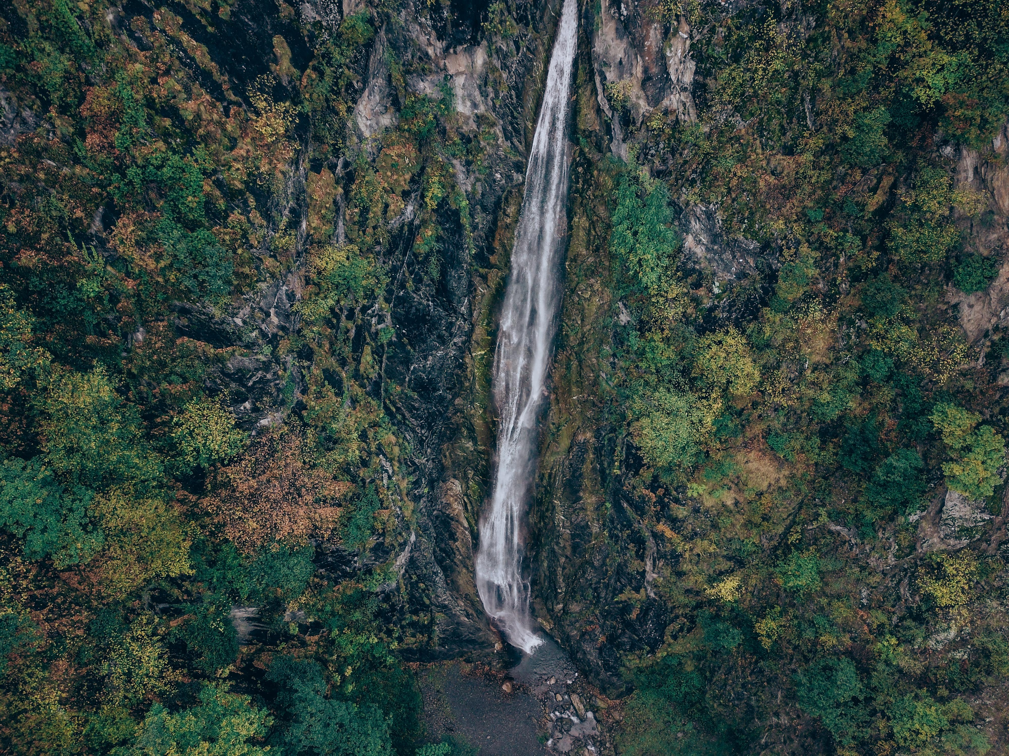 cascade de louch mercantour