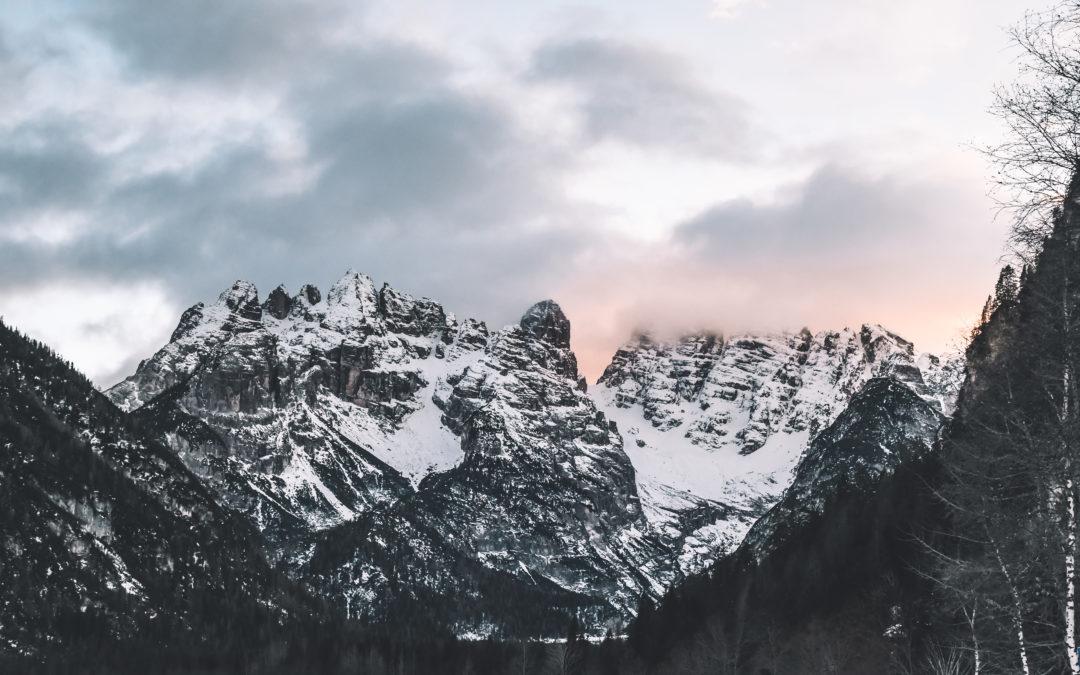 Partir en road trip dans les Dolomites en hiver