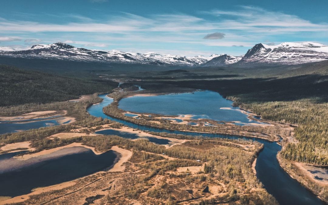 Road trip en Suède de Stockholm jusqu'en Laponie, 3000 kilomètres dans les terres