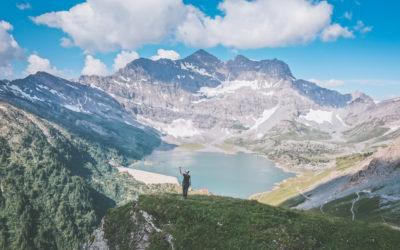 Mon tour des Dents du Midi en solo, récit d'une aventure suisse dans les montagnes