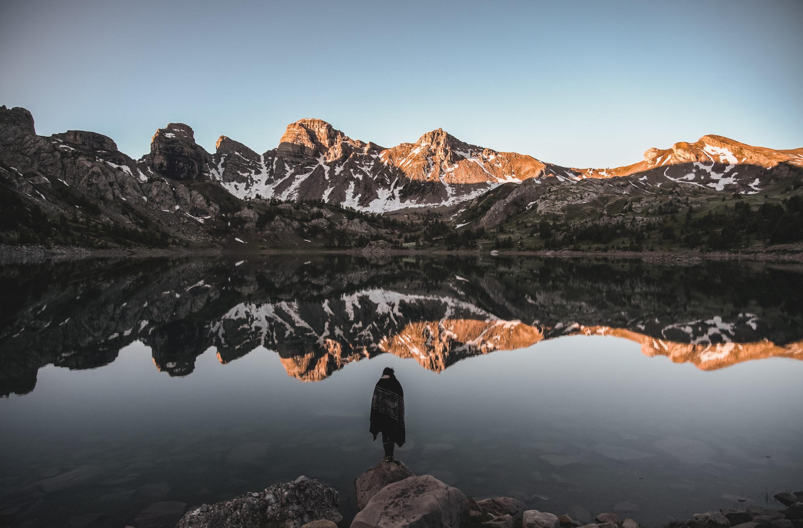 mercantour lac d'allos