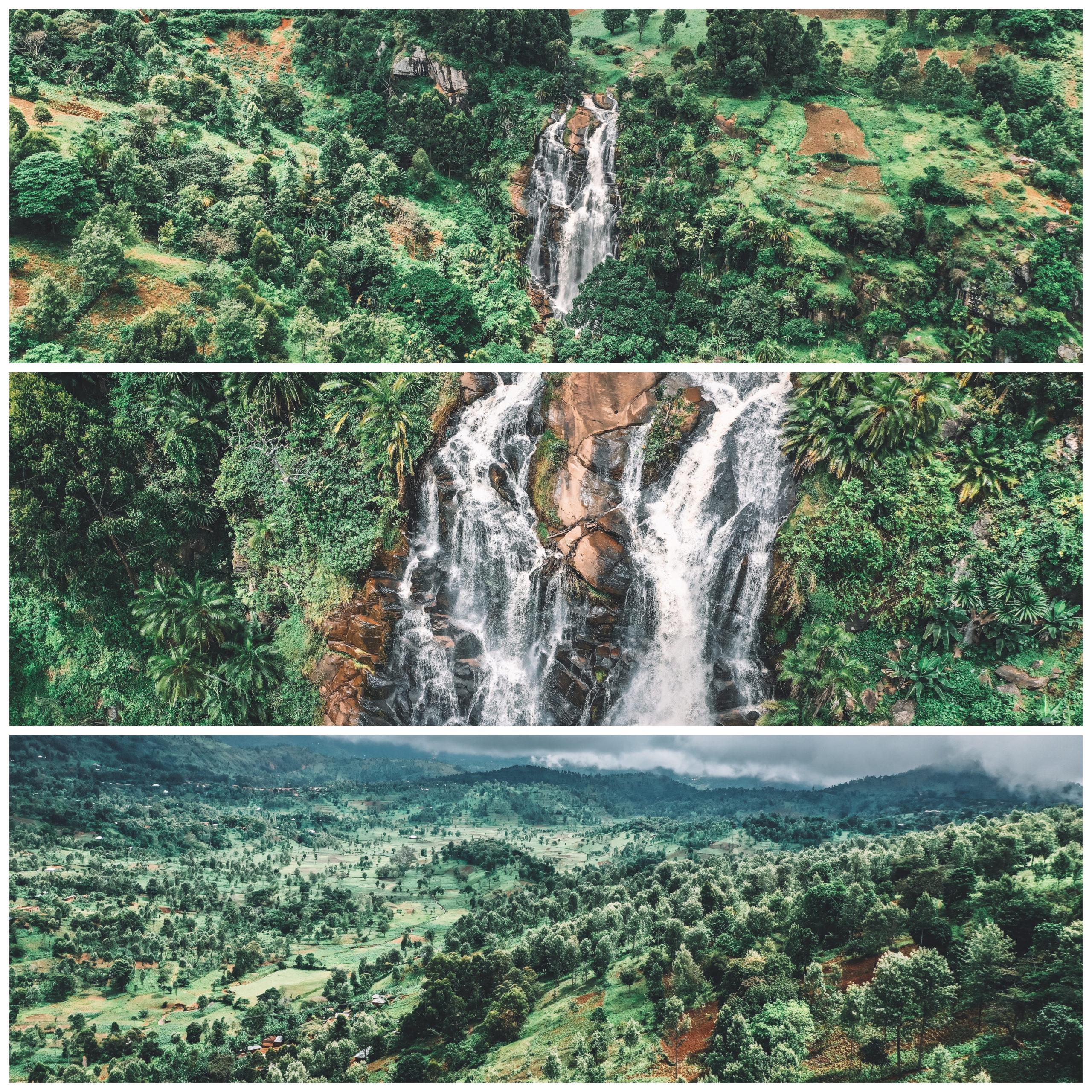 kisasa falls