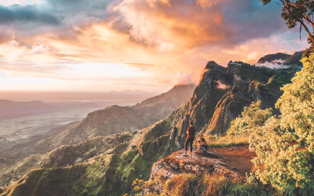 tanzanie lushoto paysage