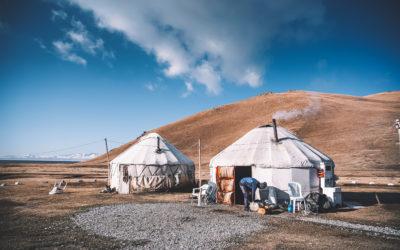 Série documentaire Humanité S01E01 | Au Kirghizistan avec Steven Herteleer