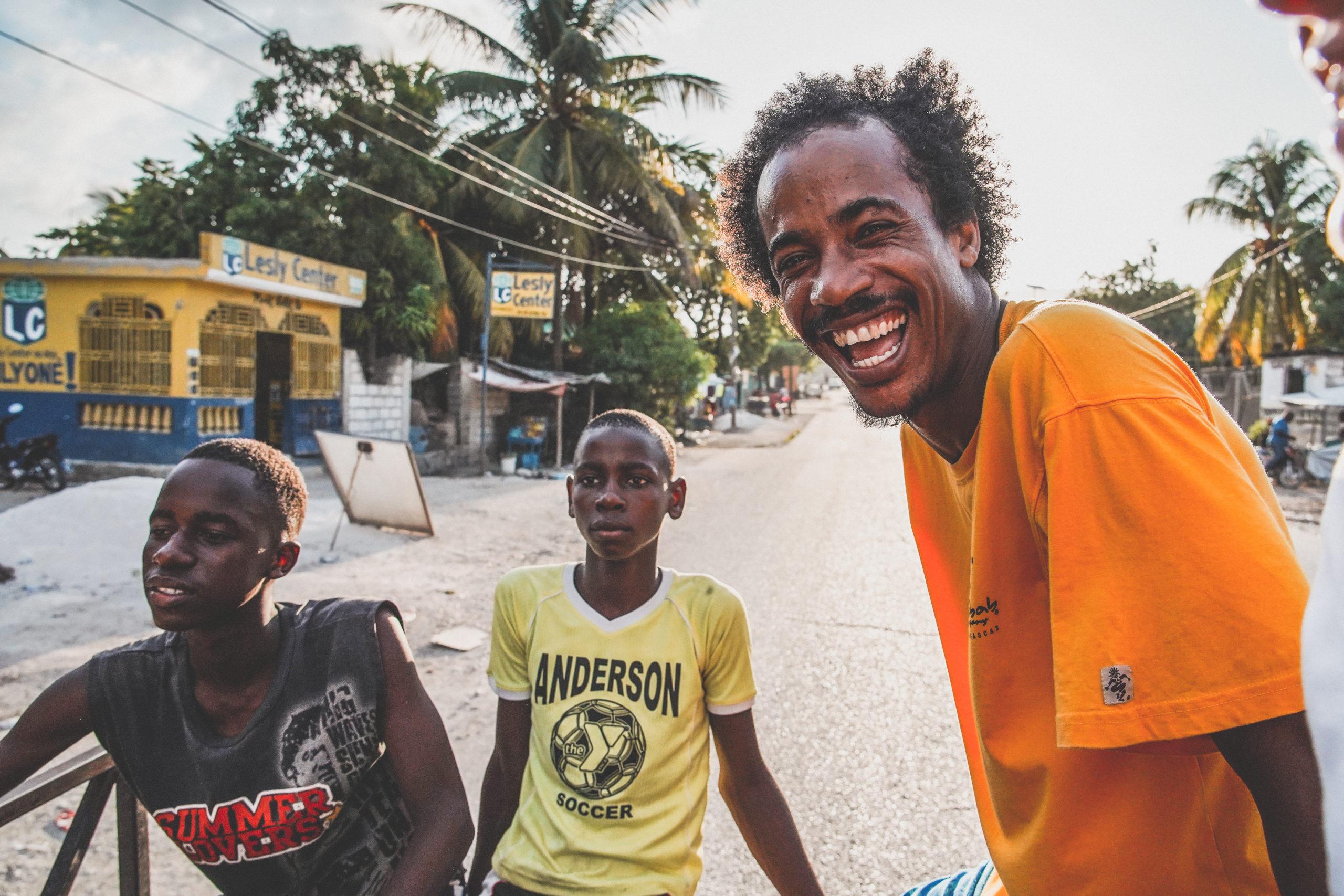 humanité haïti
