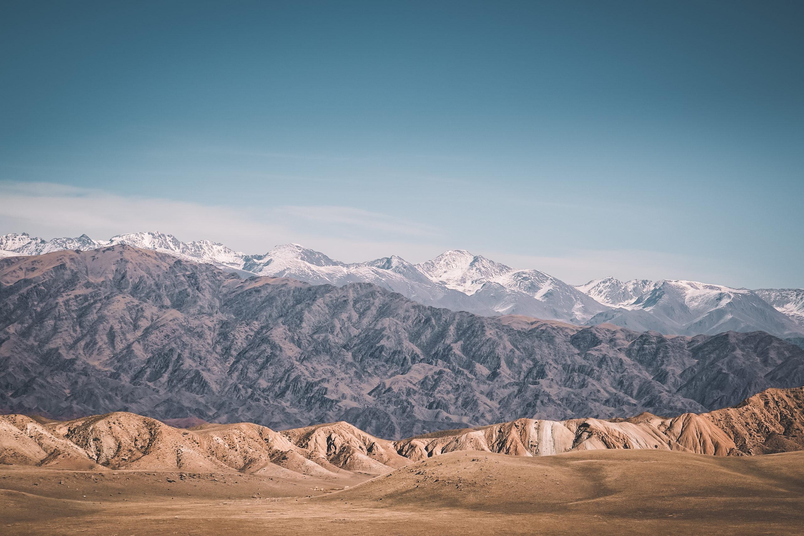 humanité kirghizistan