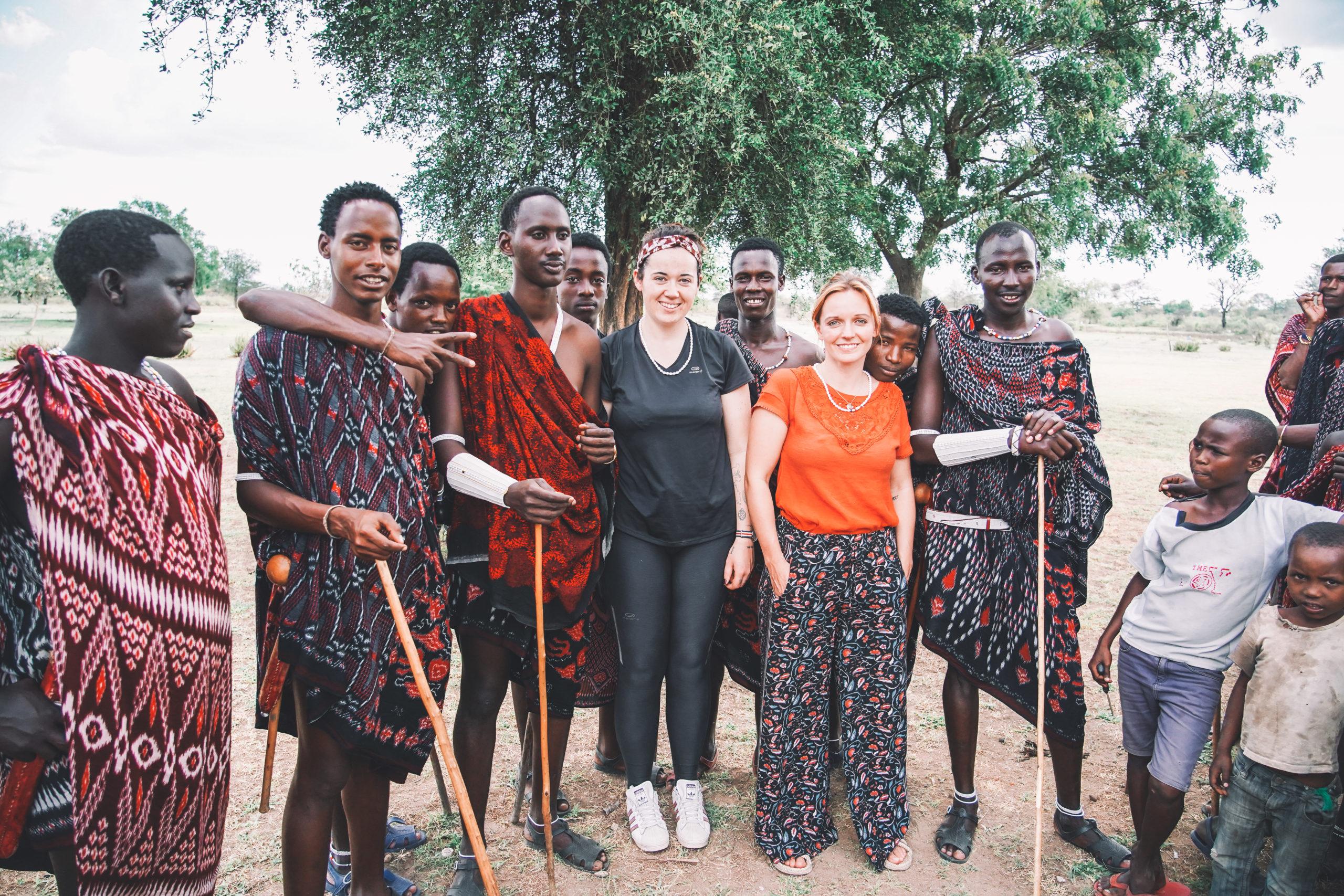 humanité maasaï masaï