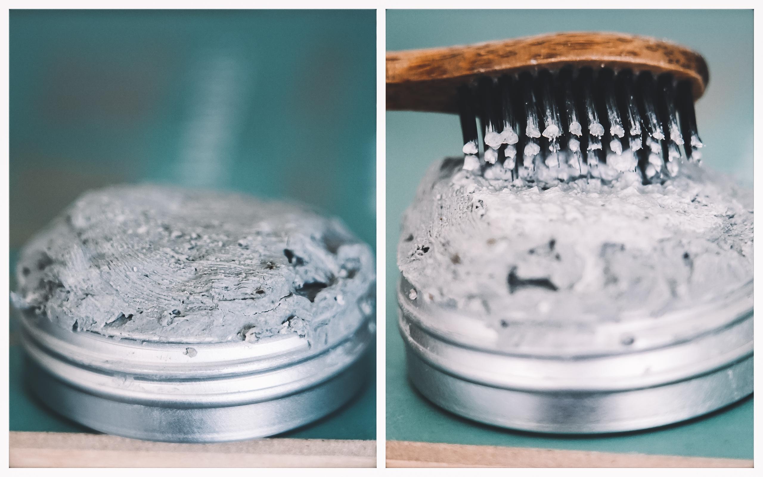 recette dentifrice solide maison
