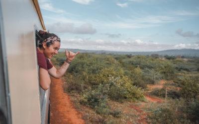 Parcourir la Tanzanie en train au plus près des locaux