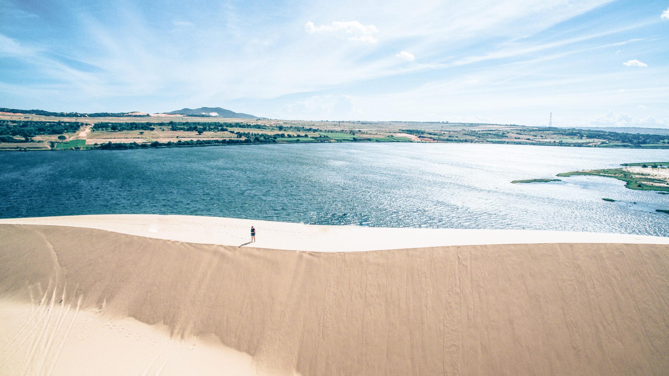 vietnam mui né dunes