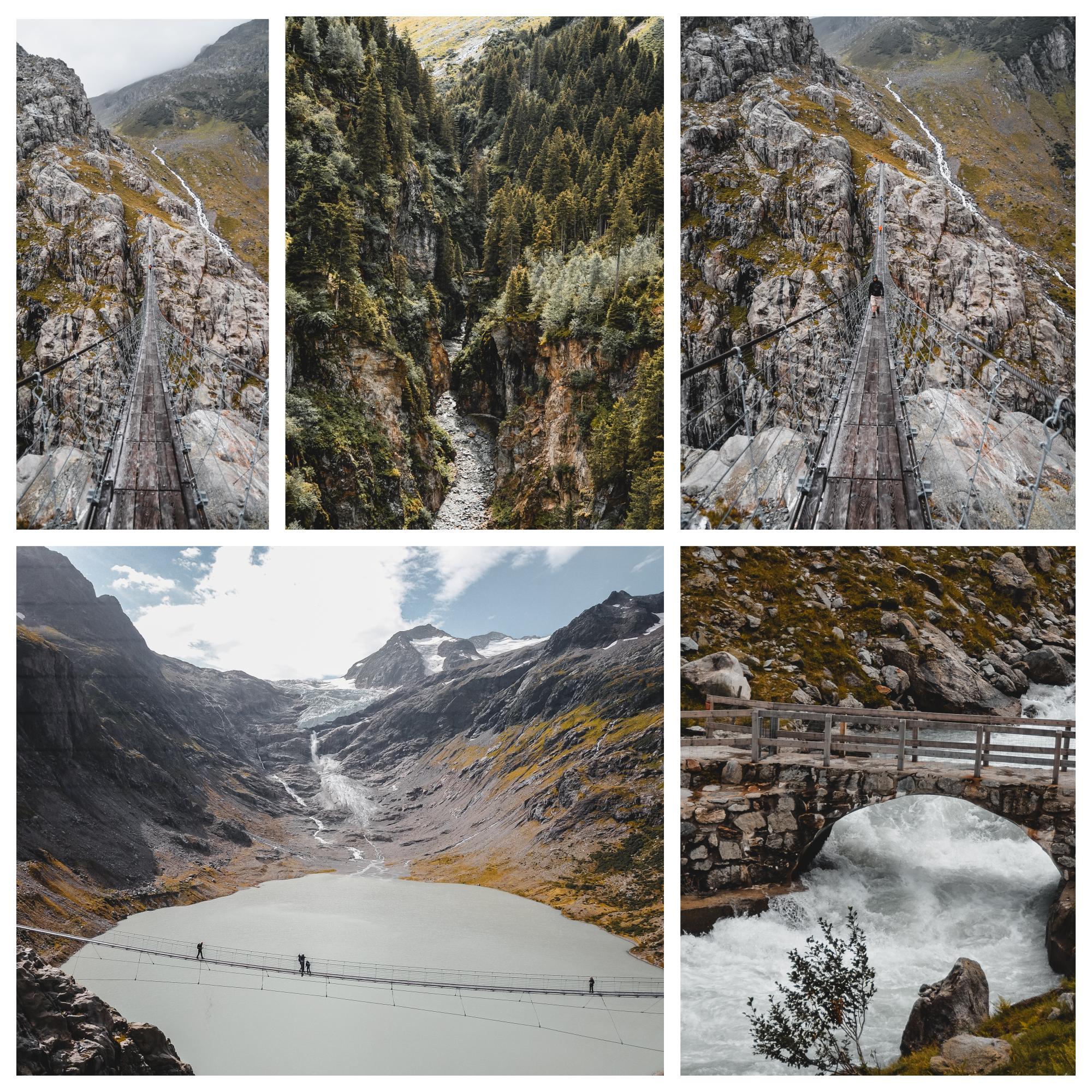 pont du trift blog suisse