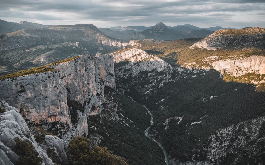Les gorges du Verdon : randonnées, baignade, points de vue et idées d'escapades