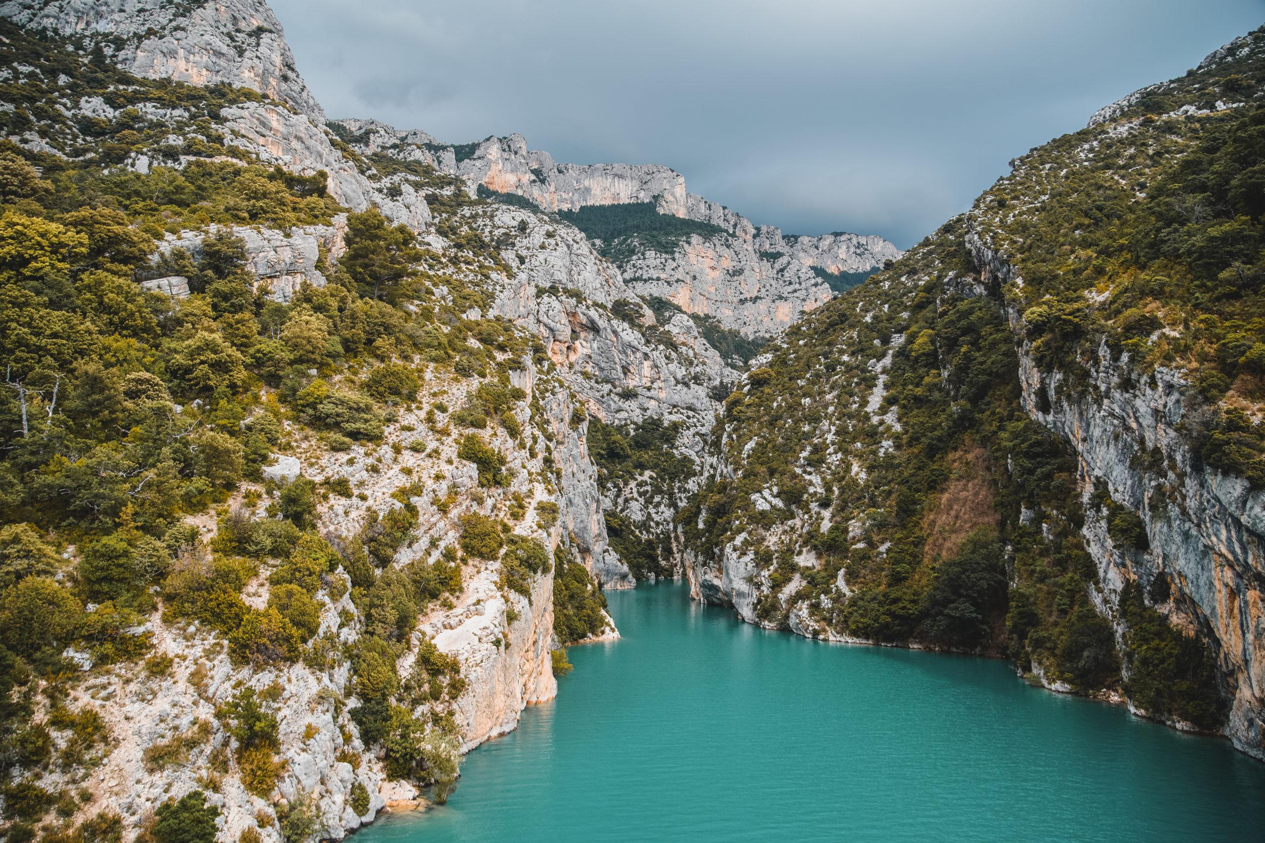 lac de sainte croix verdon pont du galetas