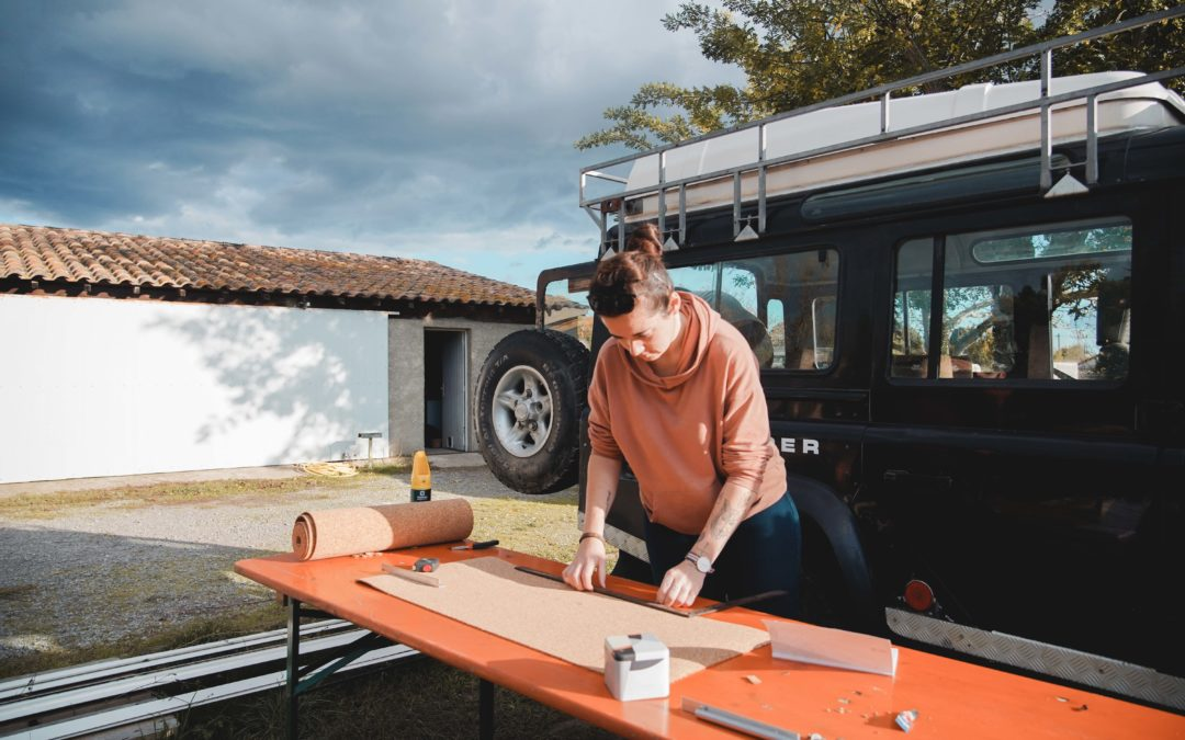 Quelle isolation pour son van, 4×4 ou fourgon aménagé ?