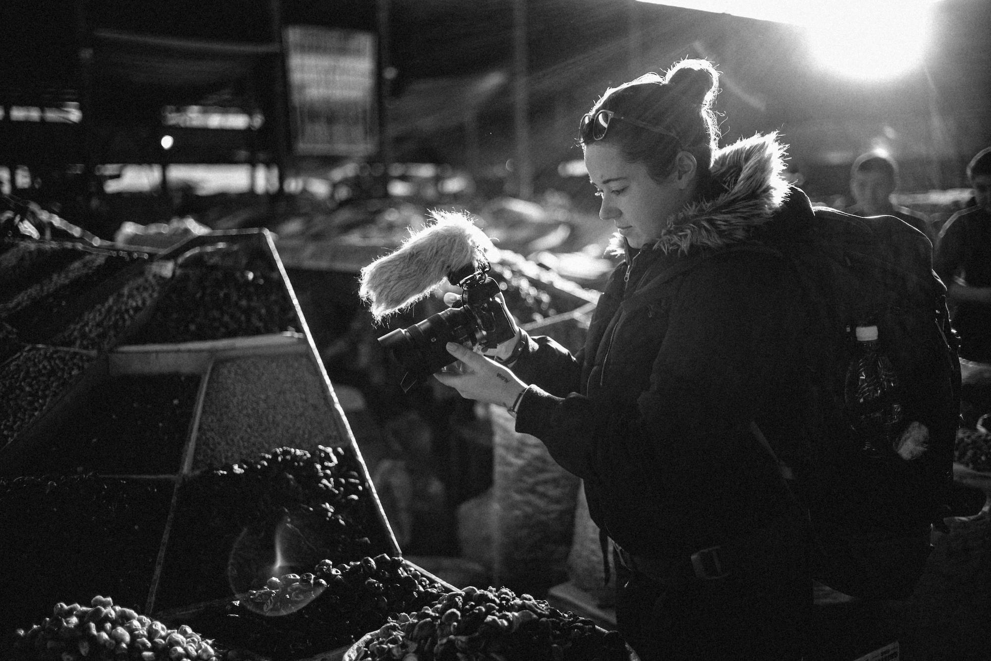 série documentaire humanité olivia kohler