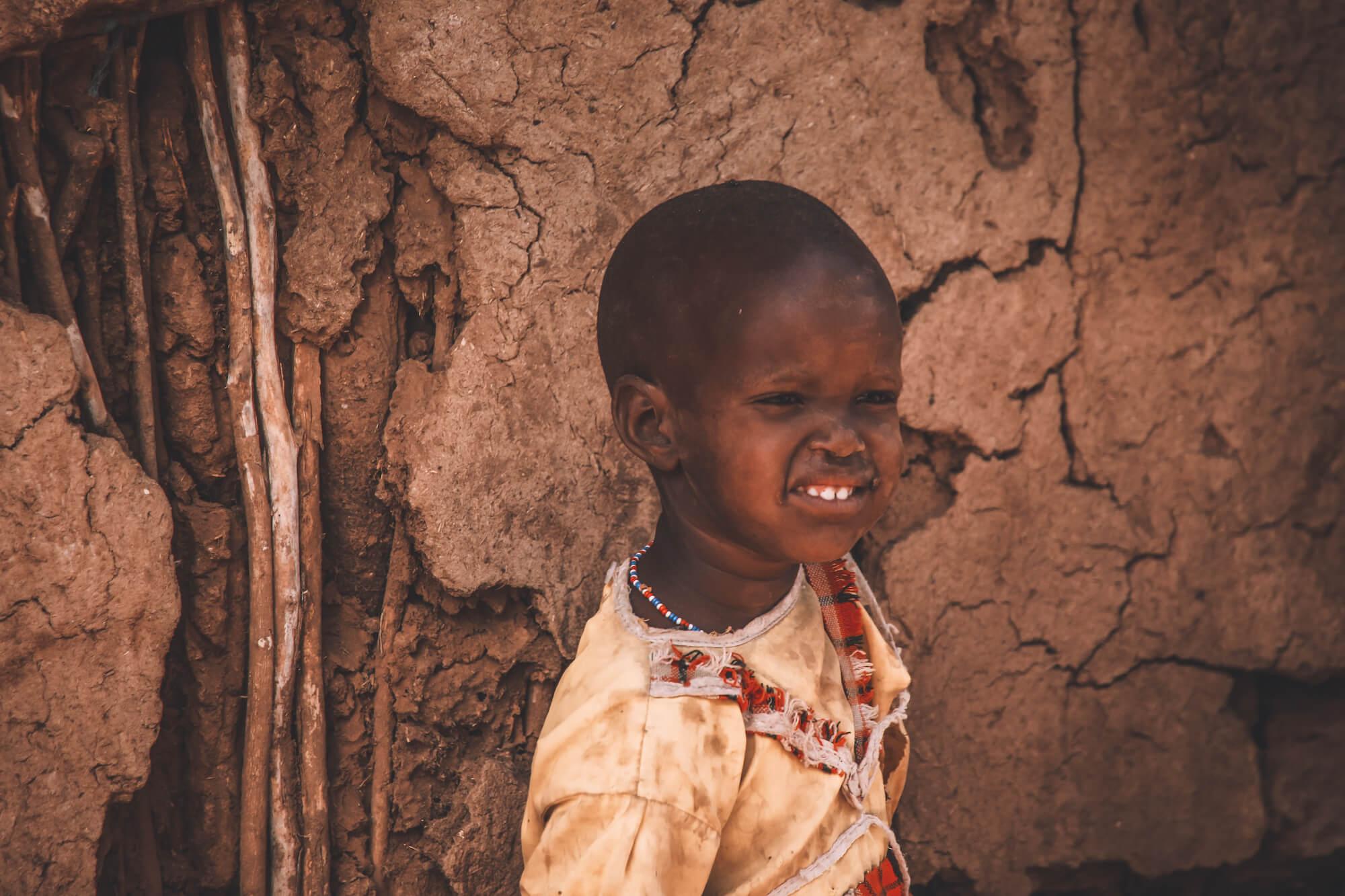portrait kenya kenyan maasai