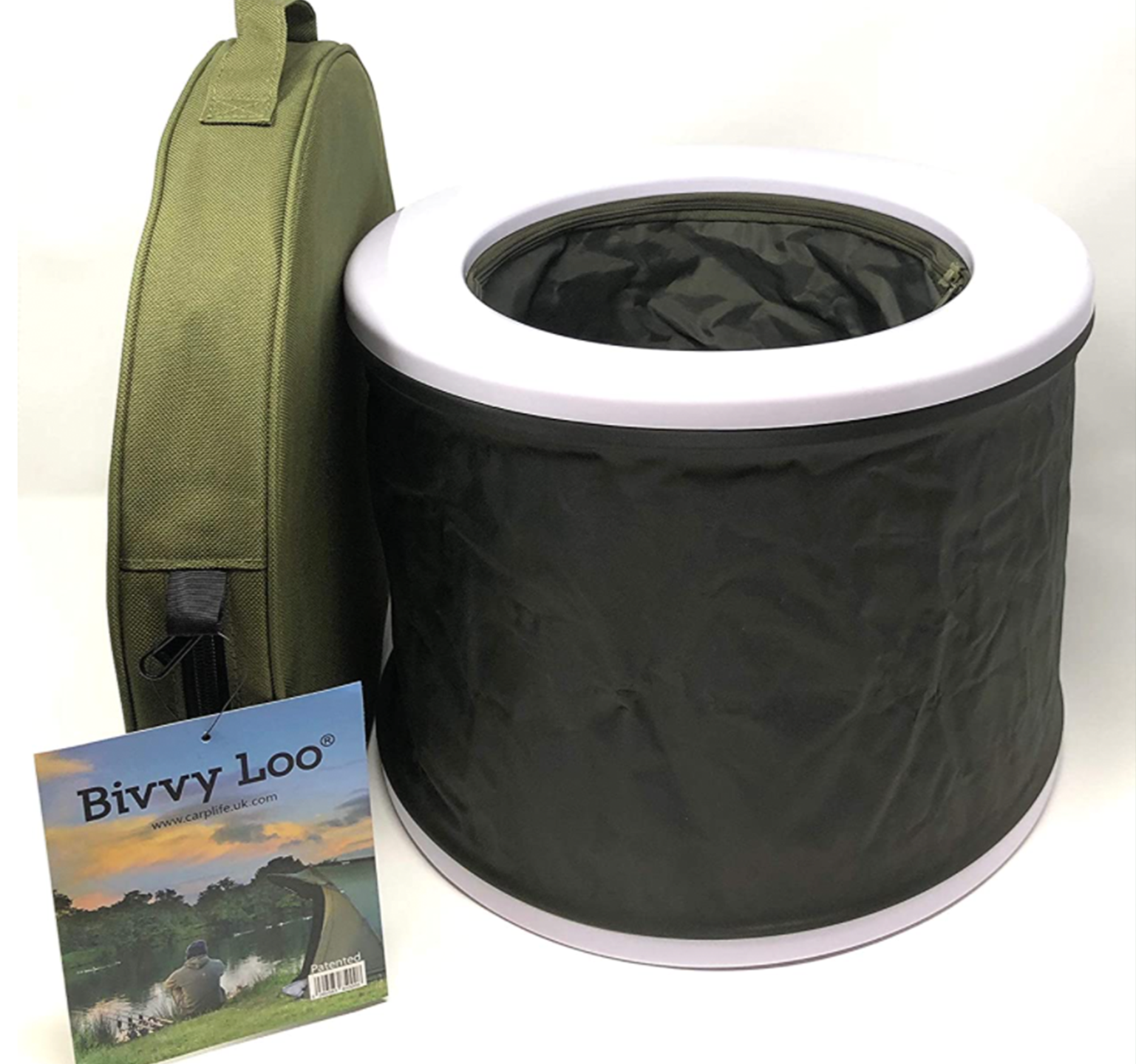 bivvy loo toilettes carplife