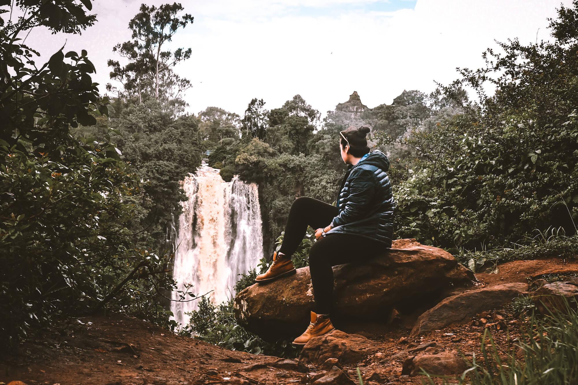 thomson falls cascade nakuru
