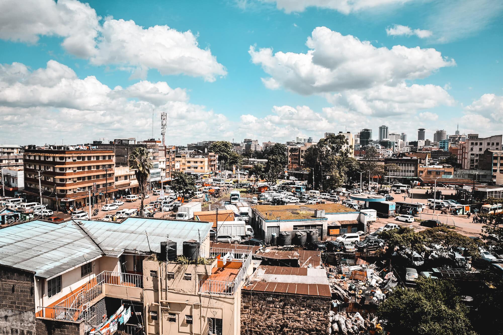 nairobi capitale ville naïrobi