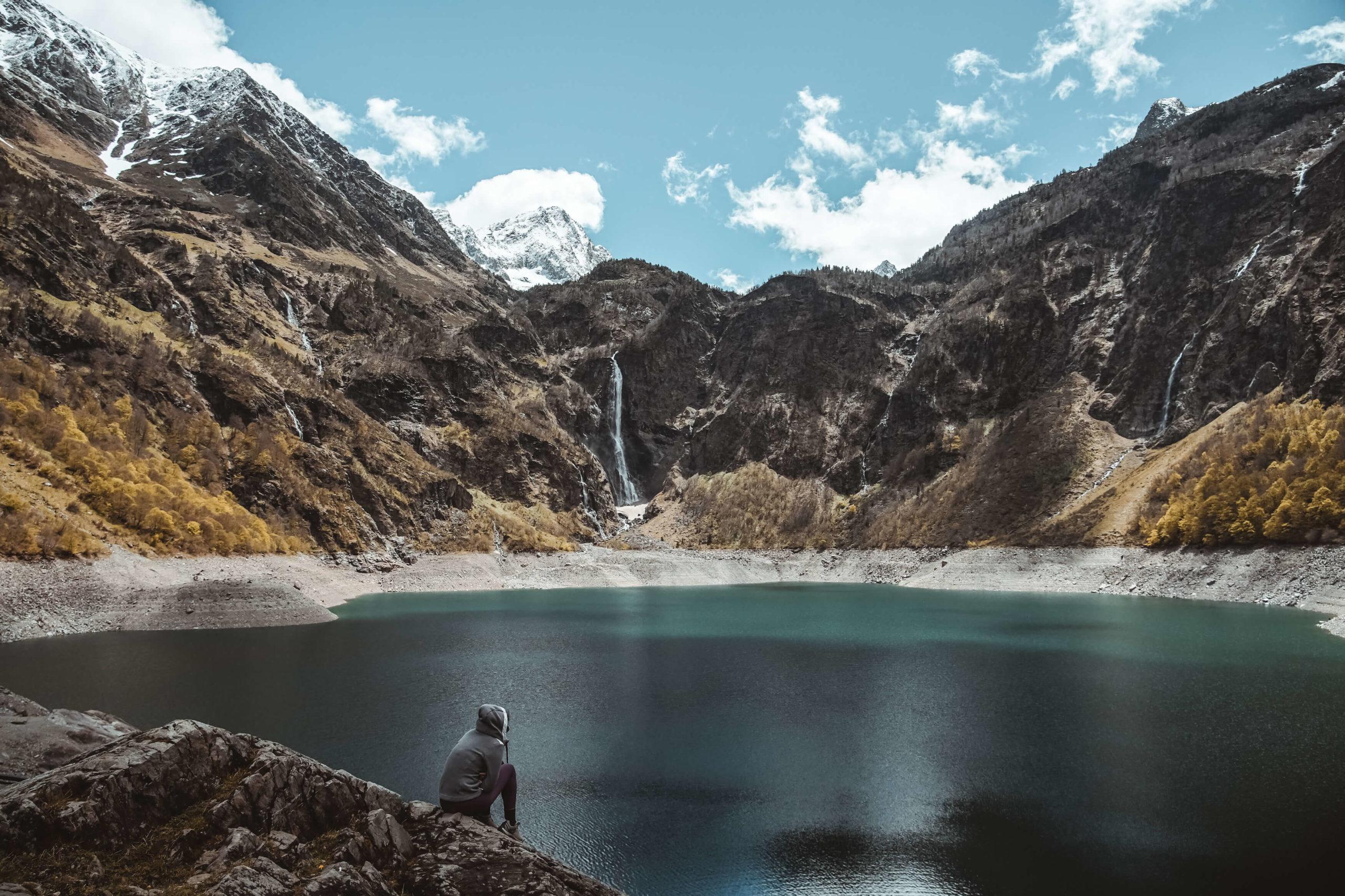 hautes pyrénées haute garonne lac d'oo